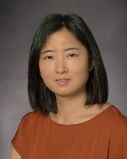 Photo of Jing Yang